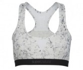 Super.Natural Sport BH Semplice Bra 260 Damen fresh white/ice blossom print