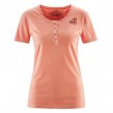 T-Shirt Ikara Damen Hibiskus