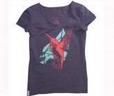 T-Shirt Joytop Damen Evening Blue