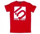 T-Shirt Logo Herren toro red