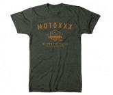 T-Shirt Moto Evolve Herren green