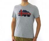 T-Shirt SS Crew Signo Primavera 20 Herren odlo grey