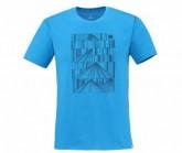 T-Shirt Taurus 3.0 Herren effusion blue