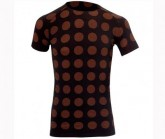 T-Shirt Ultralight 70 GP Herren black/orange