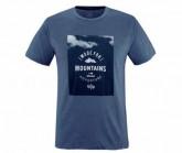 T-Shirt Yulton Tee 2 Herren blue sense adventure
