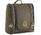 Toiletry Bag Kalix Exclusive chestnut melange/black/mustard yellow
