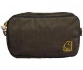 Toiletry Bag Kvam Simple chestnut melange/black/mustard yellow