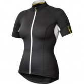 Trikot Ksyrium Elite Damen black