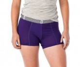 Unterhose Boy Damen purple