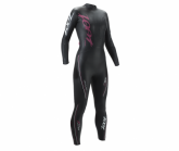 Wetsuit Z Force 5.0 Wetzoot Damen black/beet