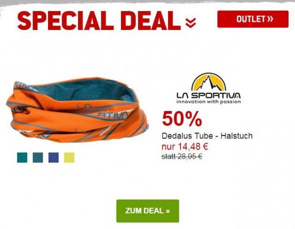 La Sportiva Dedalus Tube - Halstuch um 50% reduziert