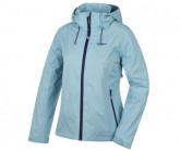 2-Lagen Regenjacke Natel Damen light blue