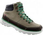 Bergschuh Loden Walker DDS Damen dusky green/emerald