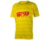 Bike Shirt Impact SS Herren yellow/red
