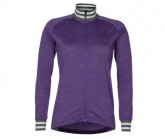 Bike Shirt LS Laizy Damen purple mel.