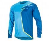 Bike Shirt Sierra LS Herren roy blue blue