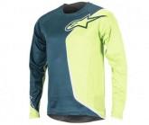 Bike Shirt Sierra LS Herren spruce green
