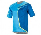 Bike Shirt Sierra SS Herren roy blue blue