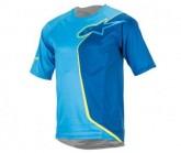 Bike Shirt Sierra SS Herren roy blue blue