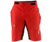 Bike Short Daktani Herren high risk red