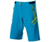 Bike Short Impact Herren electric blue/midori citric acid