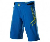 Bike Short Impact Herren navy/lime green