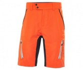Bike Short Lecton Herren flame