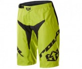 Bike Short Racelite Herren midori citric acid/black