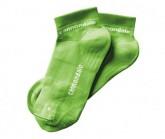 Cannondale Radsocken Low Socks Green Unisex BZR