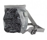 Chalkbag Free colorful grey