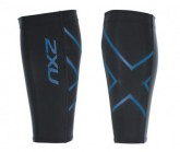 Compression Calf Guards Unisex blk/cbb