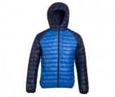 Daunen Jacke E-Light #1 Padded Herren blau
