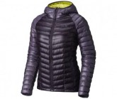 Daunen Jacke Ghost Whisperer Hooded Down Jacket Damen blurple
