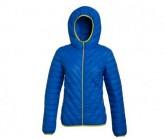 Daunen Jacke Spike 210 g Damen blau