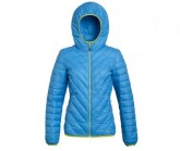 Daunen Jacke Spike 210 g Damen hellblau