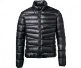 Daunen Jacke Strato Ultra Light Herren black