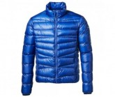 Daunen Jacke Strato Ultra Light Herren turkish sea
