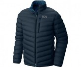 Daunen Jacke Stretch Down Jacket Herren hardwear navy