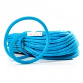 Einfachseil Siurana 9,6mm 60m Full Dry turquoise fluor