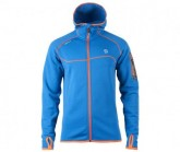 Fleece Jacke Punjab Herren deep duck blue