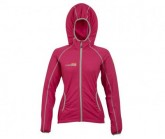 Fleece Jacke Summit Damen pink