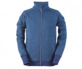 Fleece Jacke Öttum Herren smoke navy