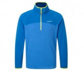 Fleece Pullover Ionic II Zip Herren sport blue/deep china blue
