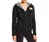 Fleecejacke LH Borgholm Damen black
