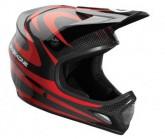 Fullface Helm Evo Carbon Camber Unisex red