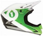 Fullface Helm Rage Unisex black/green