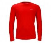 Funktionsshirt Windridge LS Herren scarlet red
