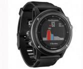 GPS-Uhr Fenix 3 HR Saphir grau