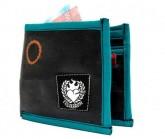 Geldbörse Walletube Unisex turquoise