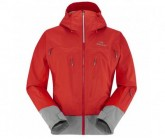 Goretex Jacke Commodore Active Herren rouge/arctic grey